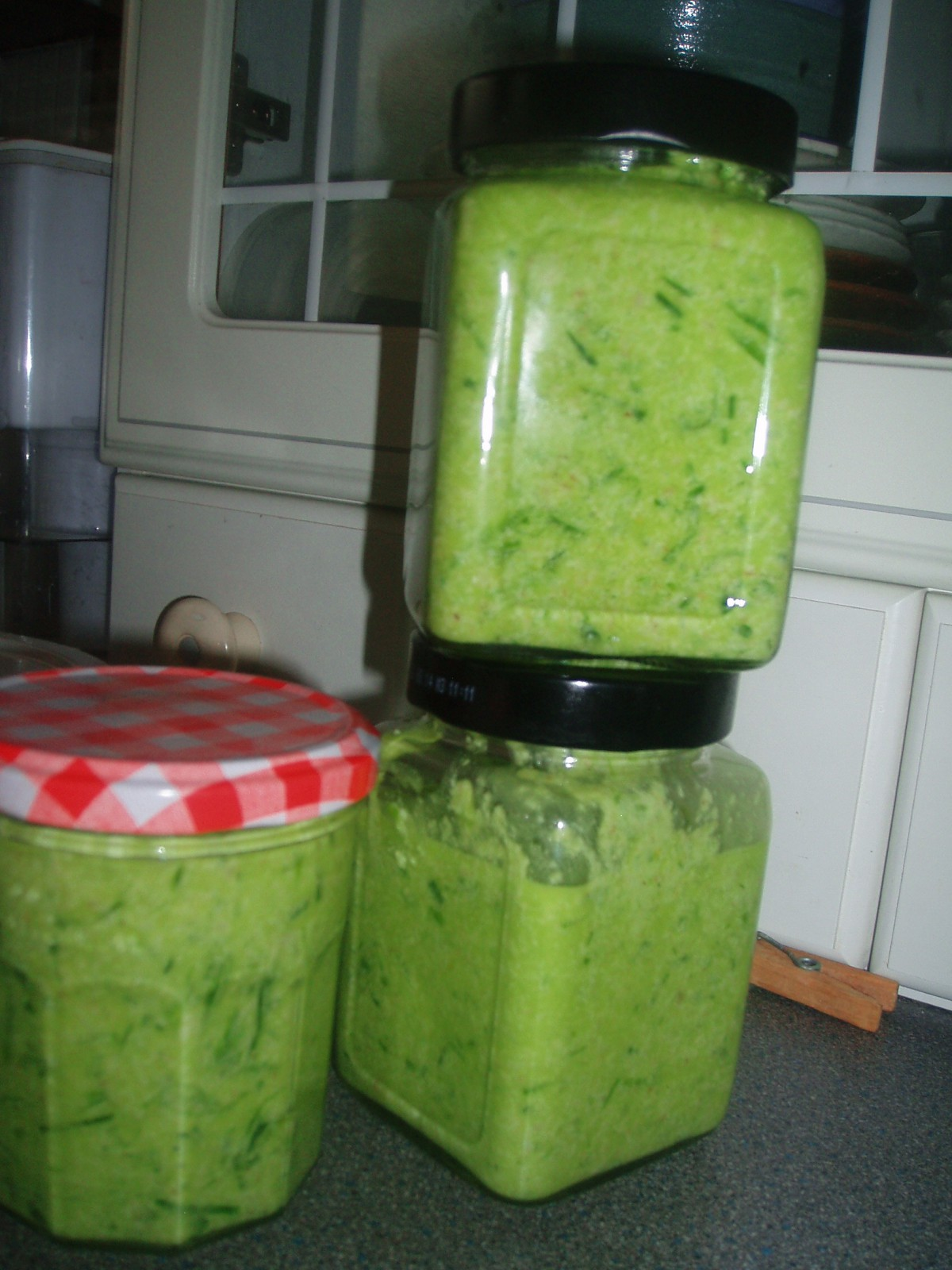 Wild Garlic Pesto, a delicious budget family recipe