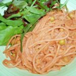 Spaghetti with Beef & Tomato Pasta Sauce – 29p a portion