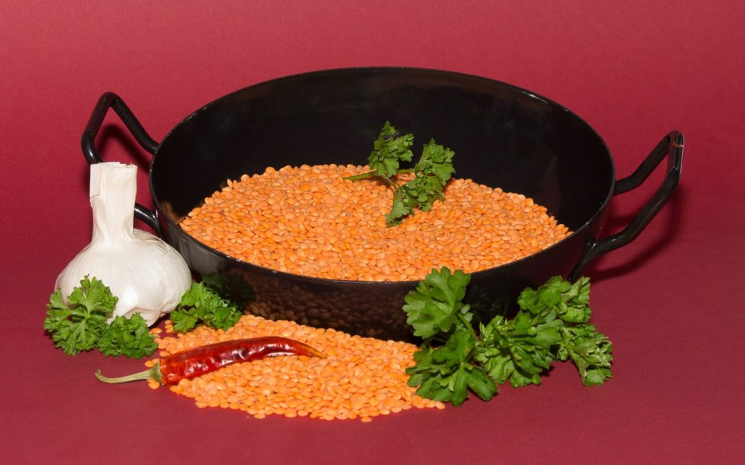 Tomato Dhal & Rice – 27p per serving