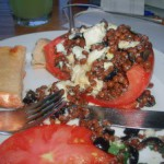 Stuffed Beefsteak Tomato 51p each