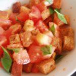 Panzanella – 50p a portion