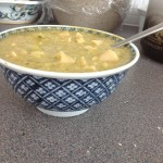 broccoli and lentil soup