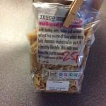 500g multi grain pasta, 25p