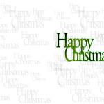 Happy Christmas Inner A4 Portrait