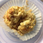 Apple and Spice Muffins, using no egg and my apples, 4p each, 9p if you buy the apples