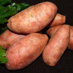Soup from the demo – Sweet Potato & Lentil Soup, 27p a serving