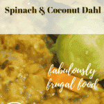 Spinach & Coconut Dahl