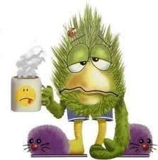 Feeling ill