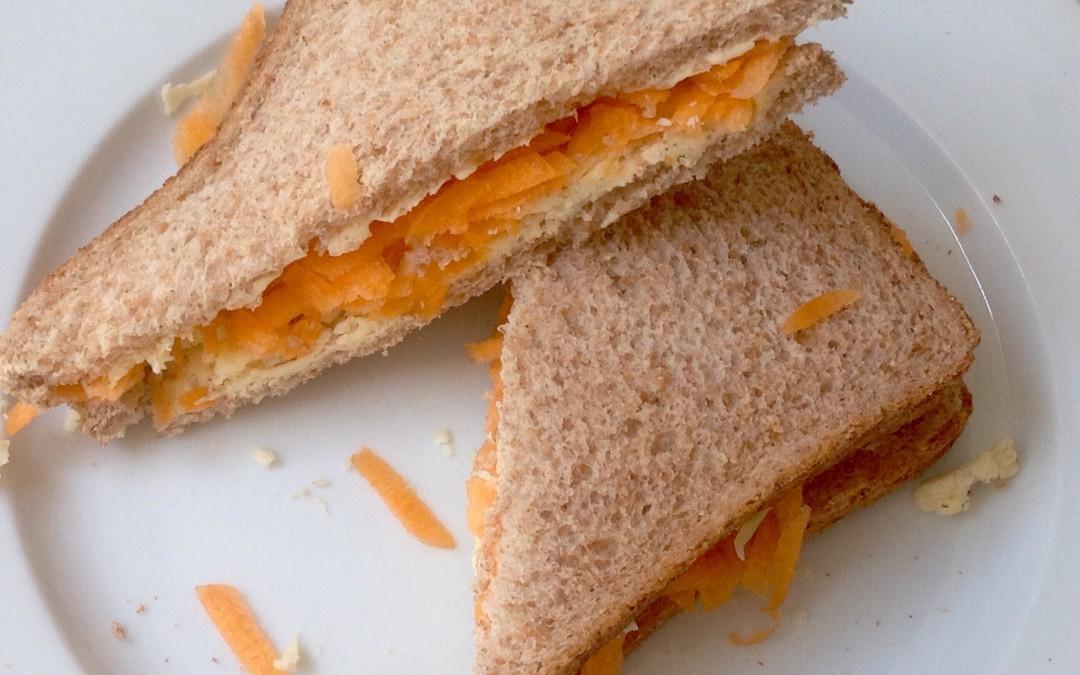 No Power Plan sandwiches