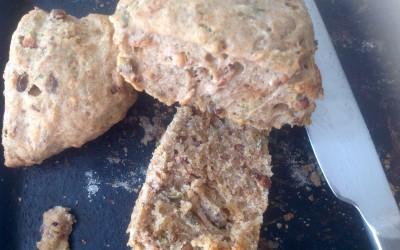 Herby scones