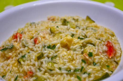 risotto for a budget meal