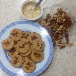 Nibbly bits – spicy nuts, pastry nibbles, dips and mini bannocks