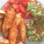 pea fritters mp 10