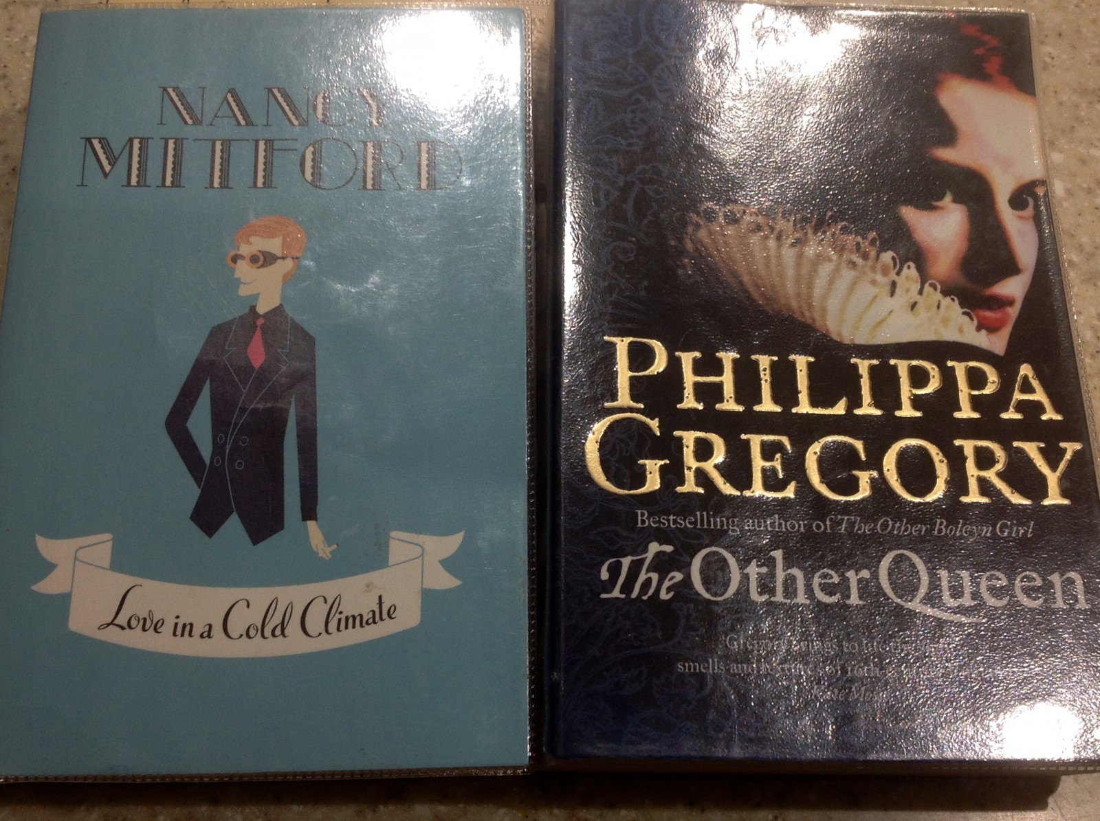 Book group books
