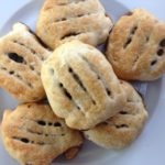 Really good home made Eccles cakes, 15p each
