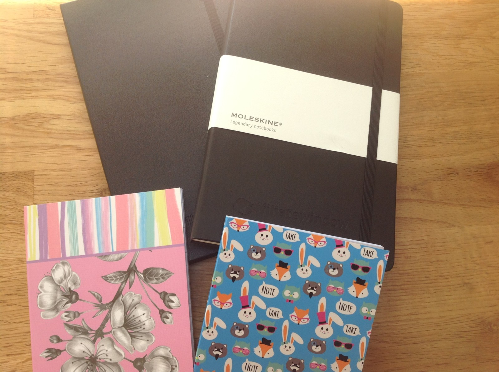 Stationery from SHOMOS