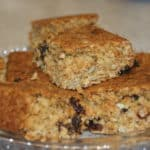 Gorgeous Granola Breakfast Bars. Super simple to make