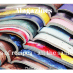 Ancient magazines and a magazine hack