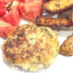 Chicken, Quinoa and Apple Burgers