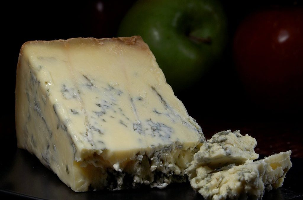 Blue Cheese musings