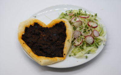 Vegan Valentine Meal