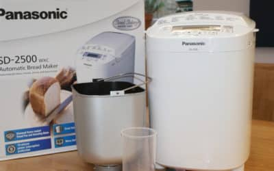 Competition – A Panasonic Bread Maker