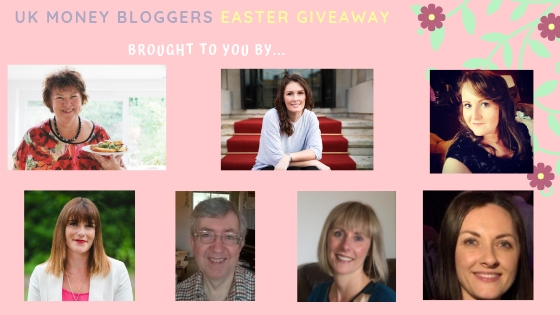 UK Money Blogger Easter Giveaway 4