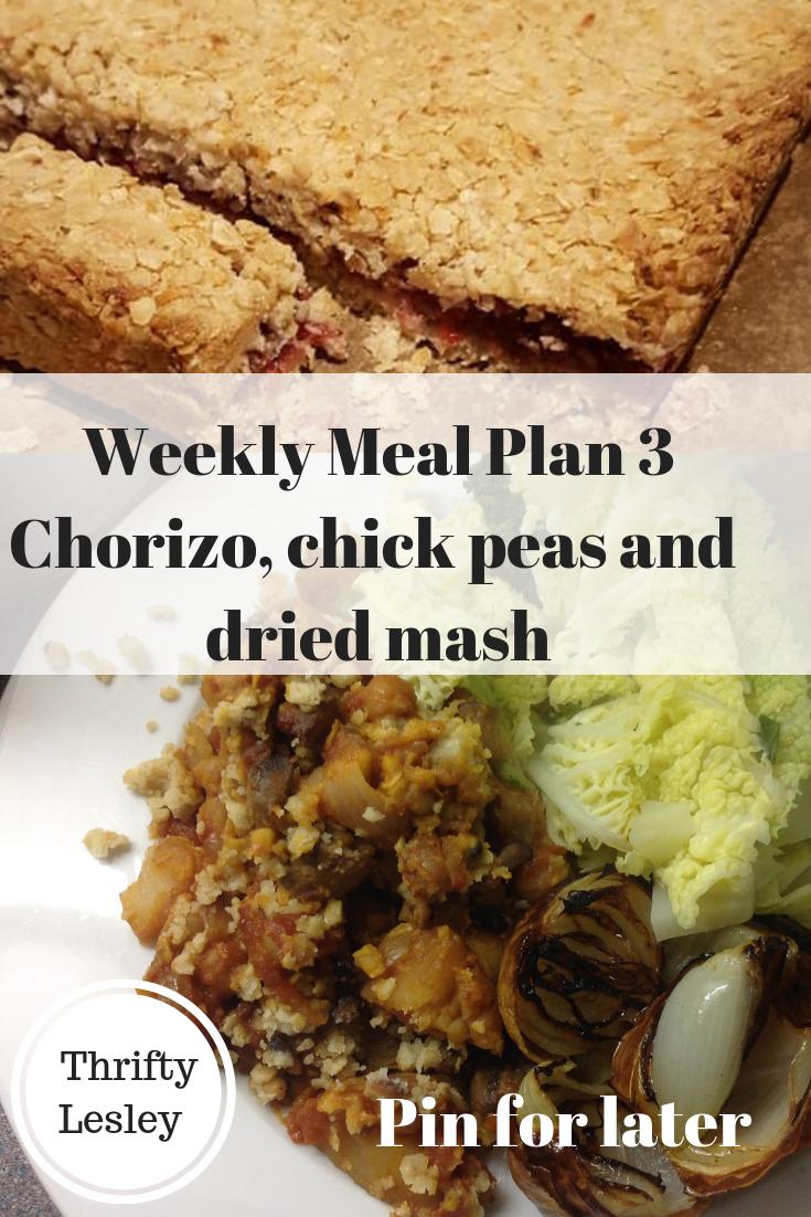 Weekly Meal Plan 3
