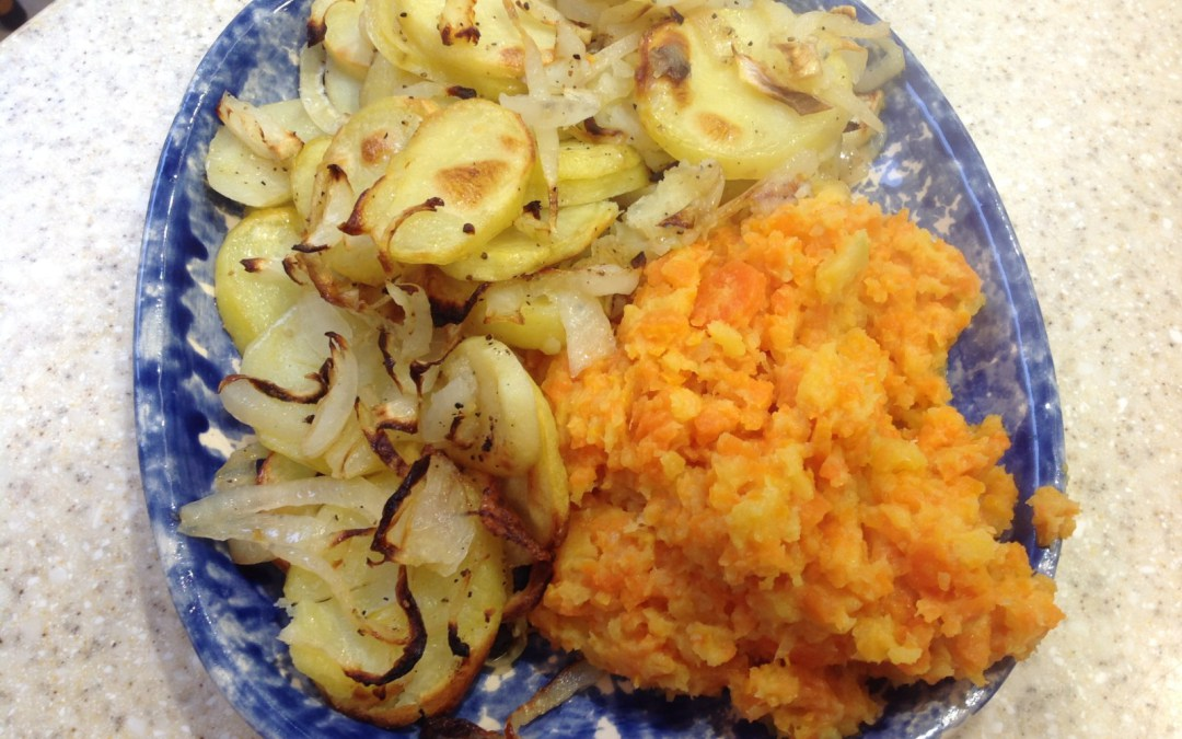Something different to do as side dishes with everyday vegetables