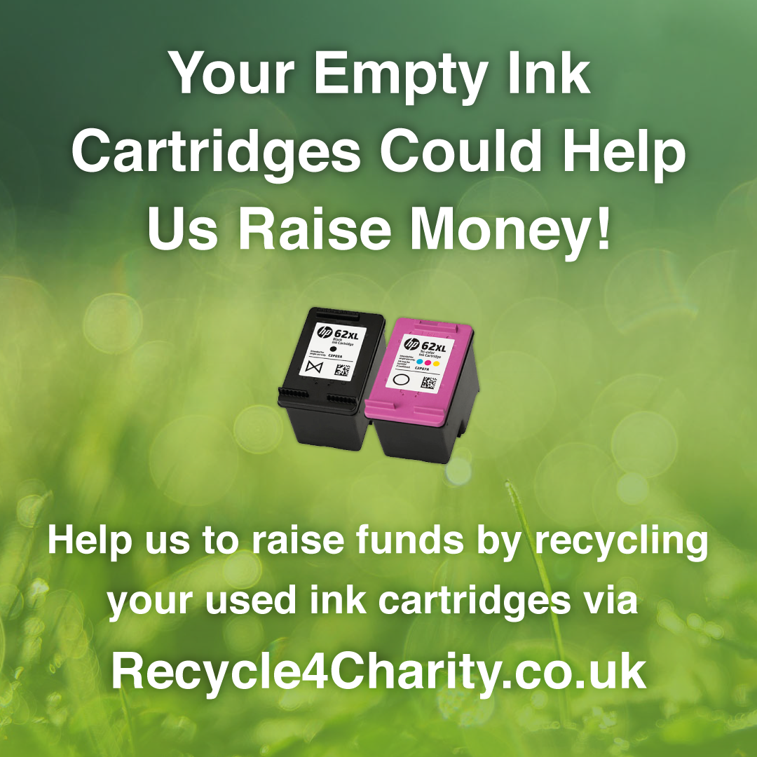 ink cartridge recycling for charity