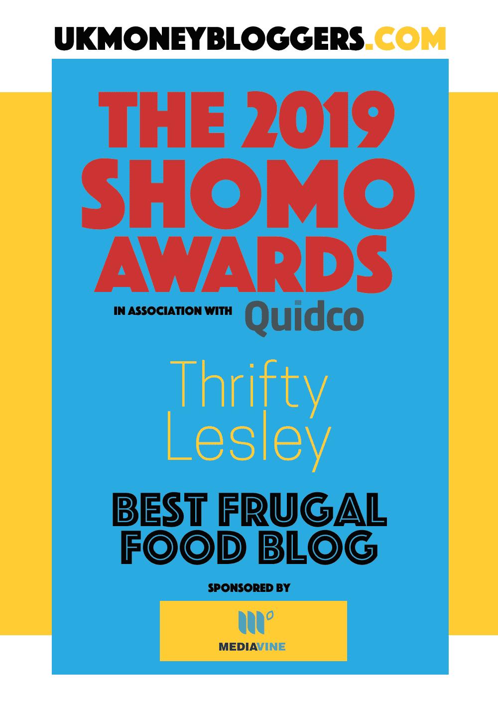 best frugal food blog